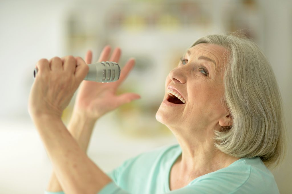 Adult Singing Lessons